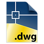 AutoCAD DWG file icon image
