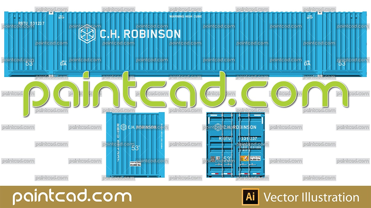 Diagram with wireframe design of French car Citroen - vector illustration